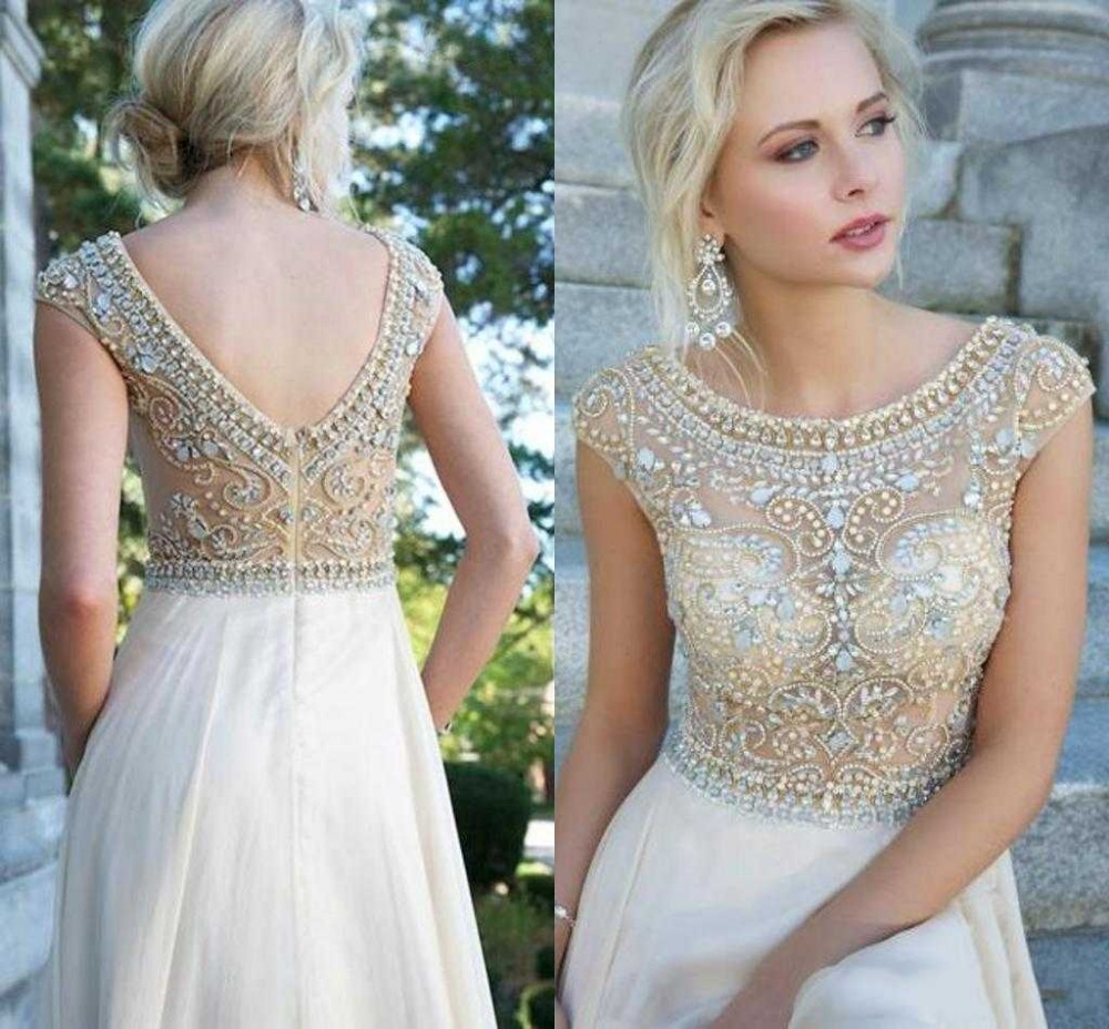 Aliexpress.com : Buy vestidos de fiesta New Sexy Cheap Sheer Cap ...
