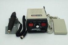 Free shipping Dental 35K Marathon Polisher Polishiong Strong 204 Micromotor Control box