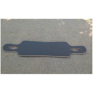 Image 4 - משלוח חינם 115*27cm Longboard נייר זכוכית Griptape 125*27cm שחור מקצועי סקייטבורד סיליקון קרביד סקייט לוח gripTapes
