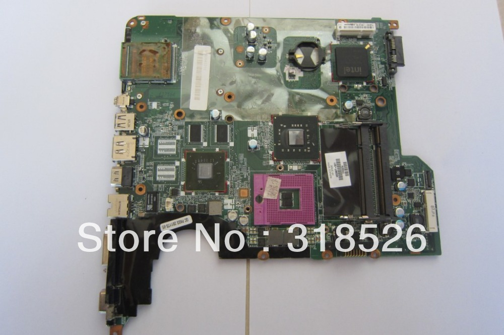 On sale 482867-001 for HP pavilion DV5 Laptop Motherboard Non-integrated Fully tested in good condition 50% off shipping