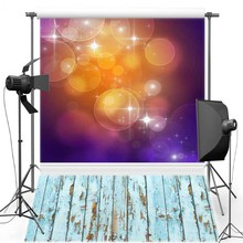 Shimmer New Fabric Flannel Photography Background For Newborn Floor Vinyl Backdrop For Children photo studio F467 цена