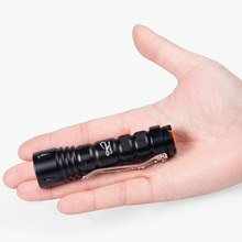 Waterproof Mini LED Flashlight High Power 2000lm le