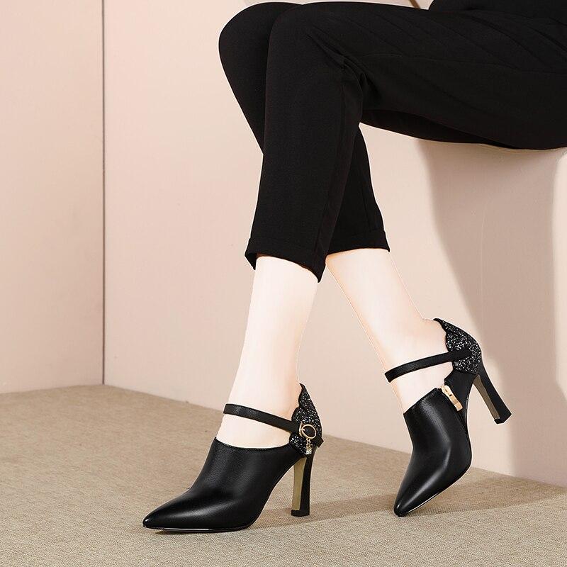 tobillo, correa tacón Zapatos 3
