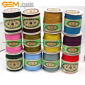220 Meters Nylon Handcraft Braid Rattail Cord Chinese Knotti Selectable Color Fashion Jewelry Findings Wholesale