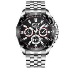 купить Watches Top Brand Luxury Watch Men Fashion Full Steel Business Waterproof Watch  Sport Quartz Clock Mens Relogio Masculino по цене 734.68 рублей
