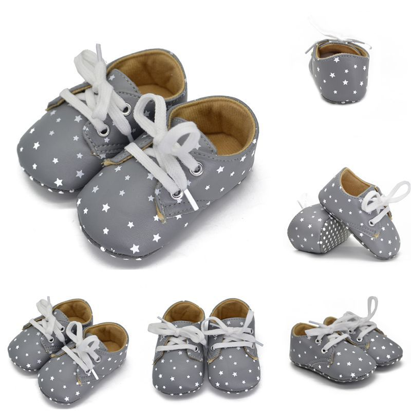 Newborn Baby Crib Shoes