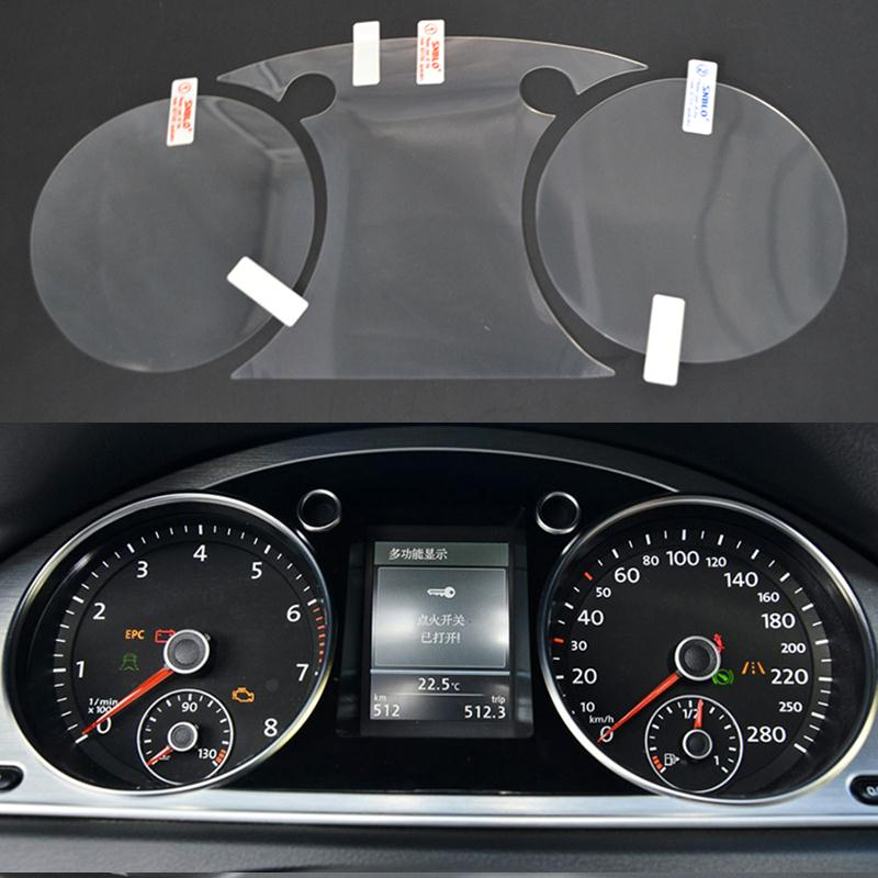 New Car Dashboard Paint Protective Film For VW Volkswagen