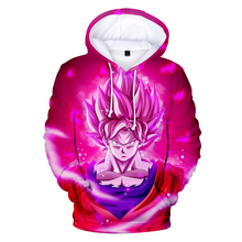 Dragon Ball Super 3D Hoodies Sweaters (2019)