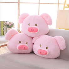 Creative Funny Pink Pig Toy Plush Toys Stuffed Animal Doll Toy Soft Plush Pillow Children & Girls Birthday Gifts fancytrader large soft stuffed lying pig plush pillow big animal pigs doll toy 100cm 39inch nice birthday gifts