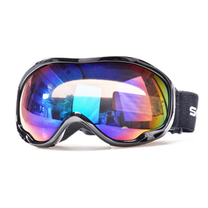 Image 3 - スキースキーゴーグルスノーマスク二層雪スノーボードメガネ UV400 防曇雪保護眼鏡男性女性ゴーグル