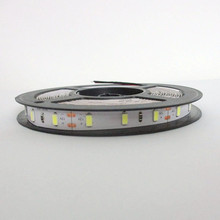5M High Quality 5630 300LEDs Pure Nature White Flexible 60LEDs/M Strip Light DC12V