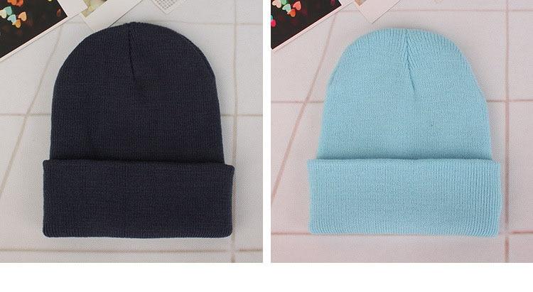 Winter Knit Beanies 16