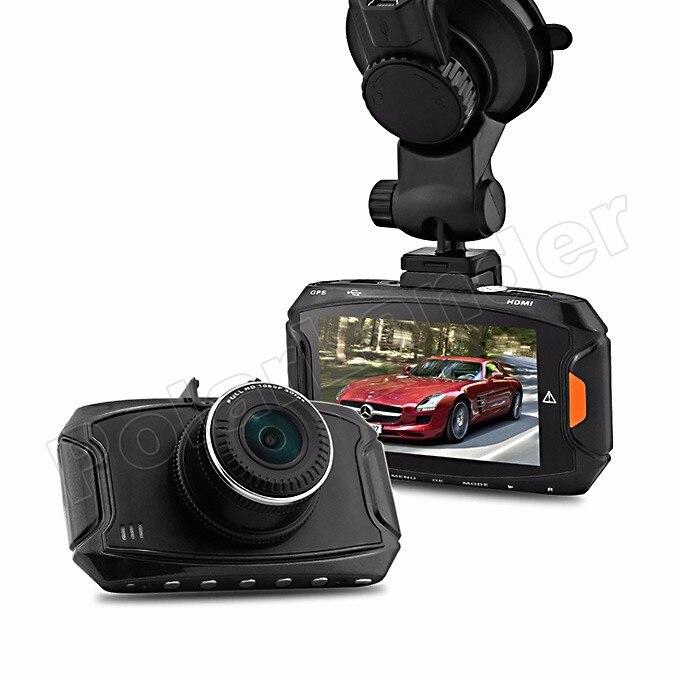 Livraison gratuite 2.7 pouces Ambarella A7 voiture DVR GS90A caméra HD DVR enregistreur sans Vision nocturne GPS module Dash Cam auto