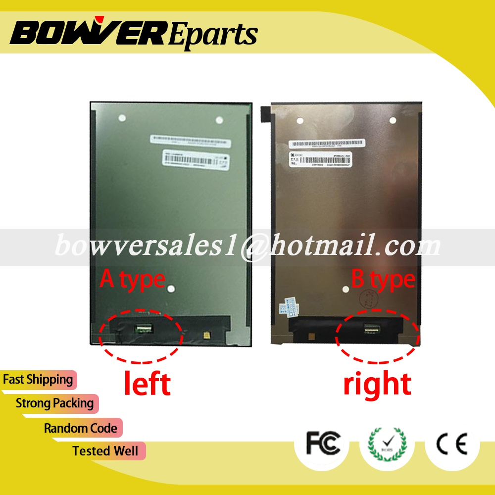 A+ 8 inch BP080WX1-200 For Huawei Tablet T1-821L LCD display Digitizer Sensor Replacement LCD screen