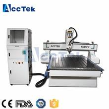 Best seller AccTek 1212 woodworking machine/cnc router machine/cnc engraver