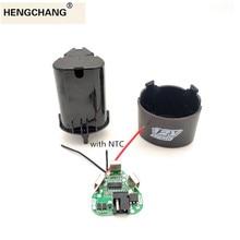 3 s bms Li-Ion 12,6 V 18650 рука электродрель pcb с аккумулятором Дело Коробка для хранения комплект ручной дрелью аксессуары электрическая отвертка