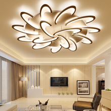 LICAN Modern LED Ceiling Lights for Living room Bedroom luminaire plafonnier Lampara de techo Modern Ceiling lamp Fixtures