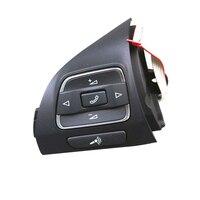 OEM 5C0959537A steering wheel Multifunction Button Pour VW Touran Golf Jetta MK6 Tiguan EOS CC Caddy Amarok
