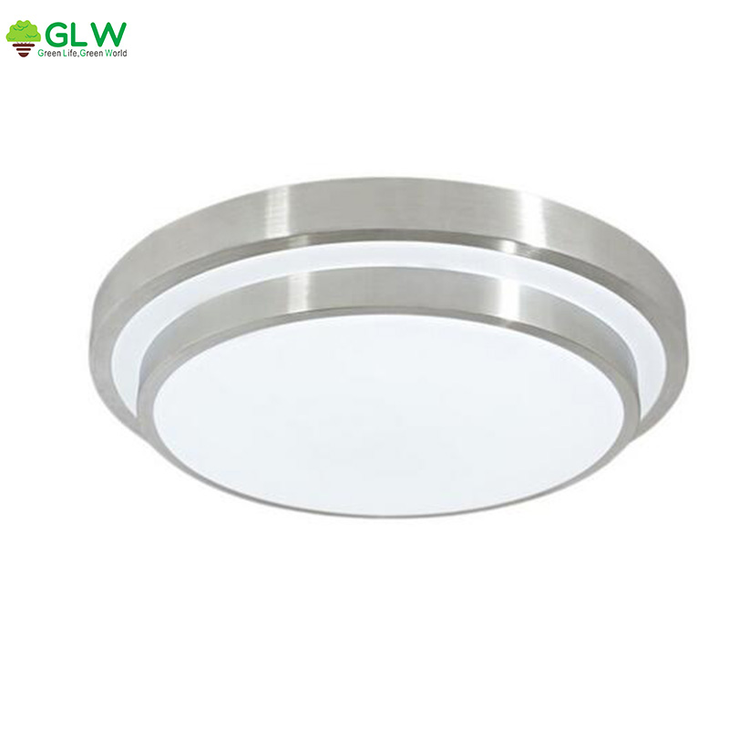 Kitchen Ceiling Fans With Bright Lights: Ultra Bright 12W LED Ceiling Light Surface Mounted