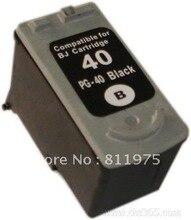 PG-40 PG40 Совместимый Черный Картридж Для canon iP1200 iP1300 iP1600 iP1700 iP1800 iP2200 iP2400 принтеров