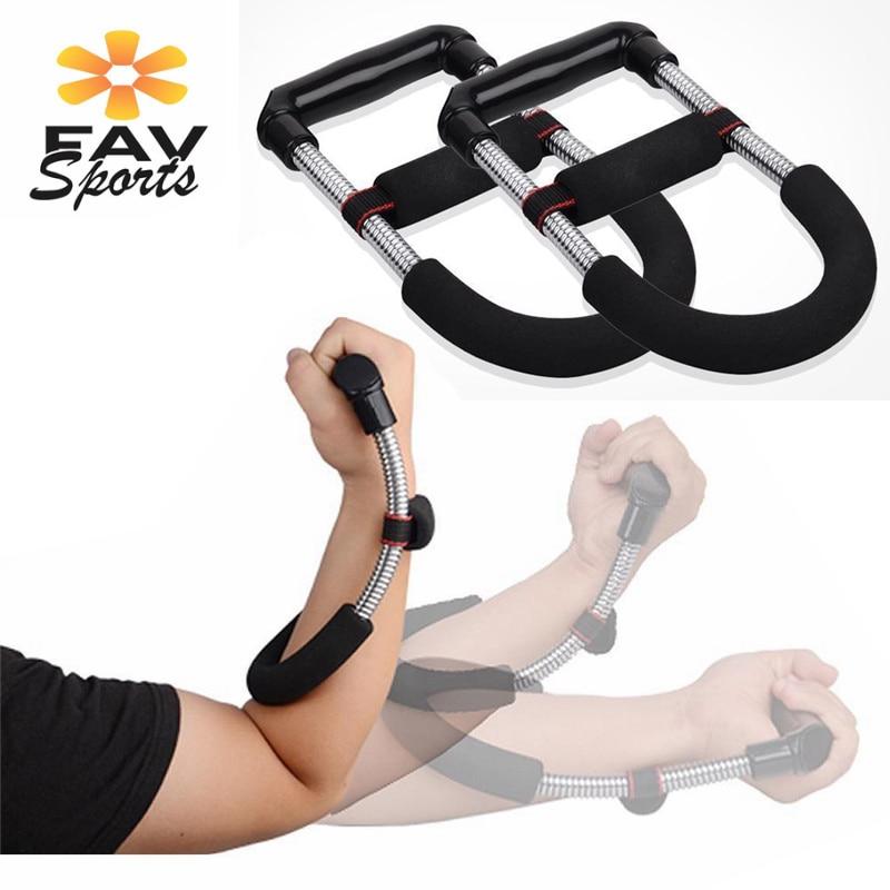 Forearm Gripper Grip Device Strength Fitness Gym Wrist Hand Training Exerciser