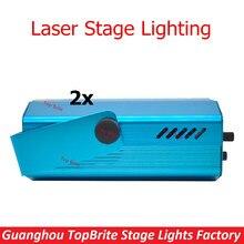 LED Mini Laser Stage Lighting Free Shipping Blue 150mW Laser Lights Lighting for Strobe Dance DJ Disco Christmas Laser projector