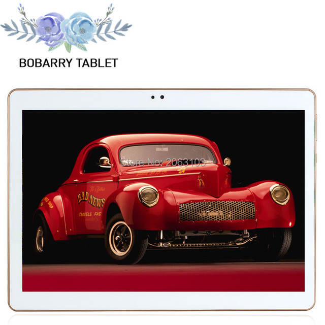 BOBARRY 10.1 inch K107 SE  Android 5.1 OS 10 inch tablet pc Octa Core 4GB RAM 128GB ROM 8 Cores 1280*800 IPS Tablets 10.1