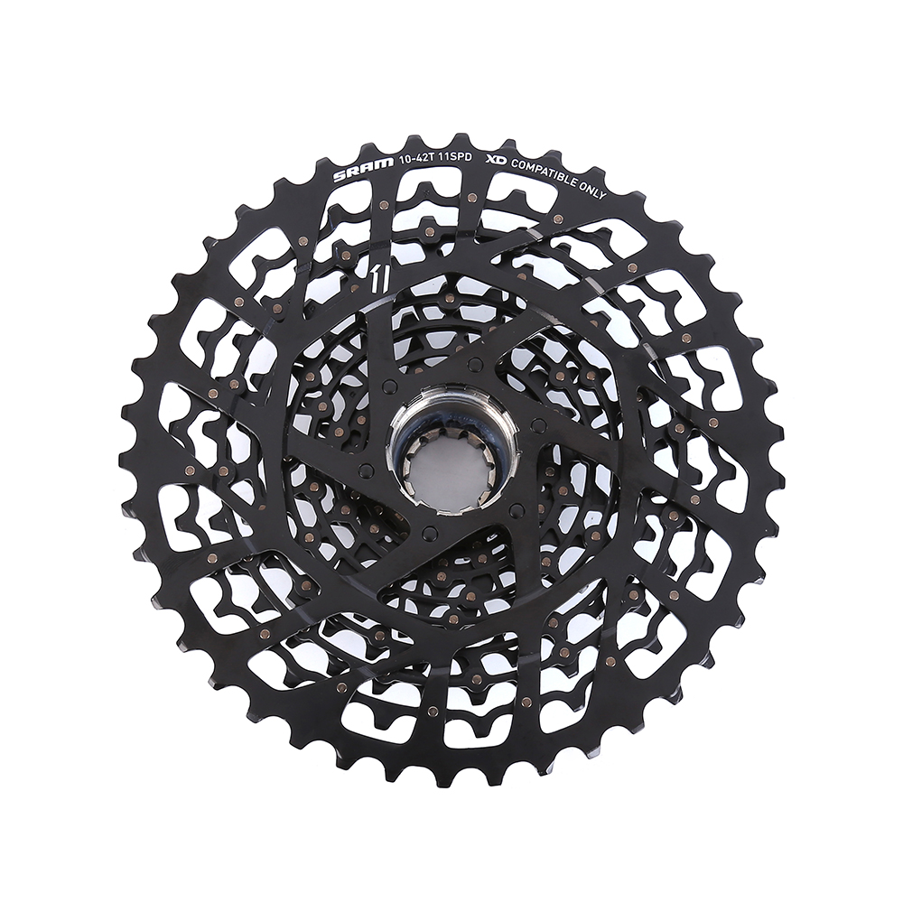 GX SRAM XG-1150 11 Speed 10-42T Cassette XD Black 1x11