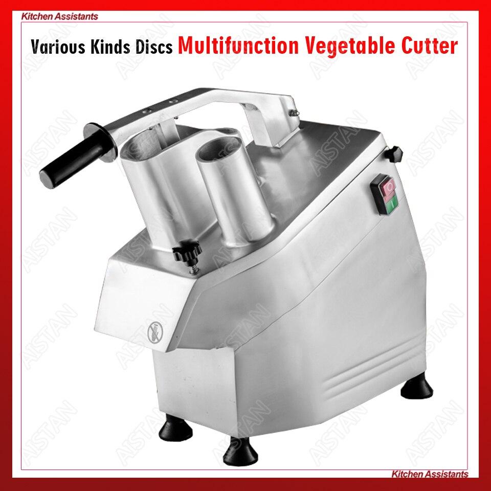HLC300 elettrico Multi-purpose Verdura Frutta Taglierina di Formaggio a dadi, cubatura, affettare, spogliato, grattugia Affettatrice o shreded macchina