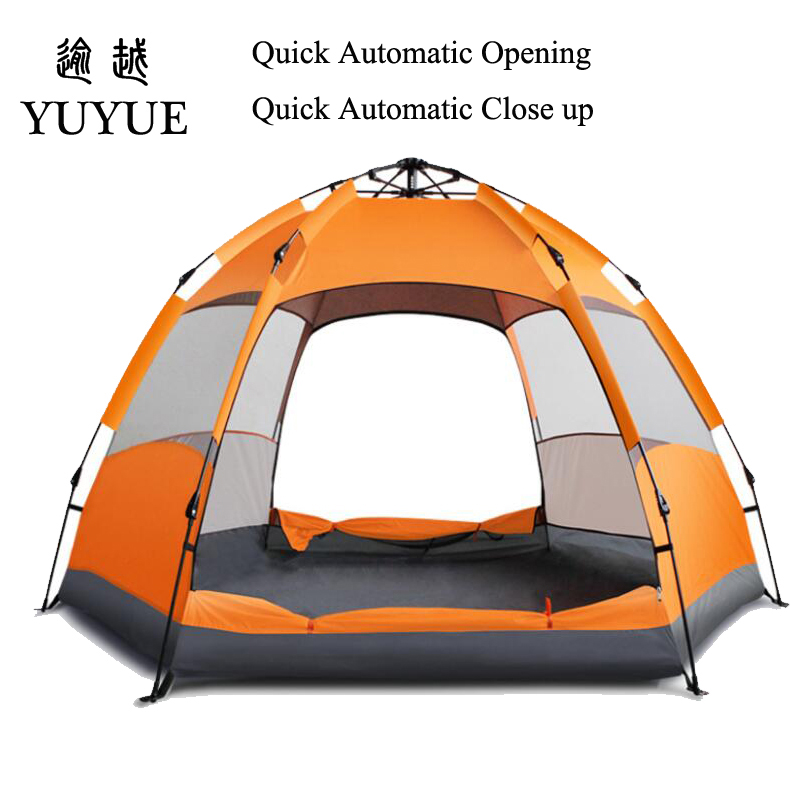 Ultraviolet-proof Tents Outdoor Camping Outdoor Sunscreen Beach Tent Benefit For Ventilation  Big Space Family Camping Tent  1