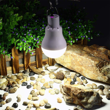 Solar Lamp Portable Led Light Bulb lamp Energy Lighting charger Camp Tent Night Fishing wall outdoor