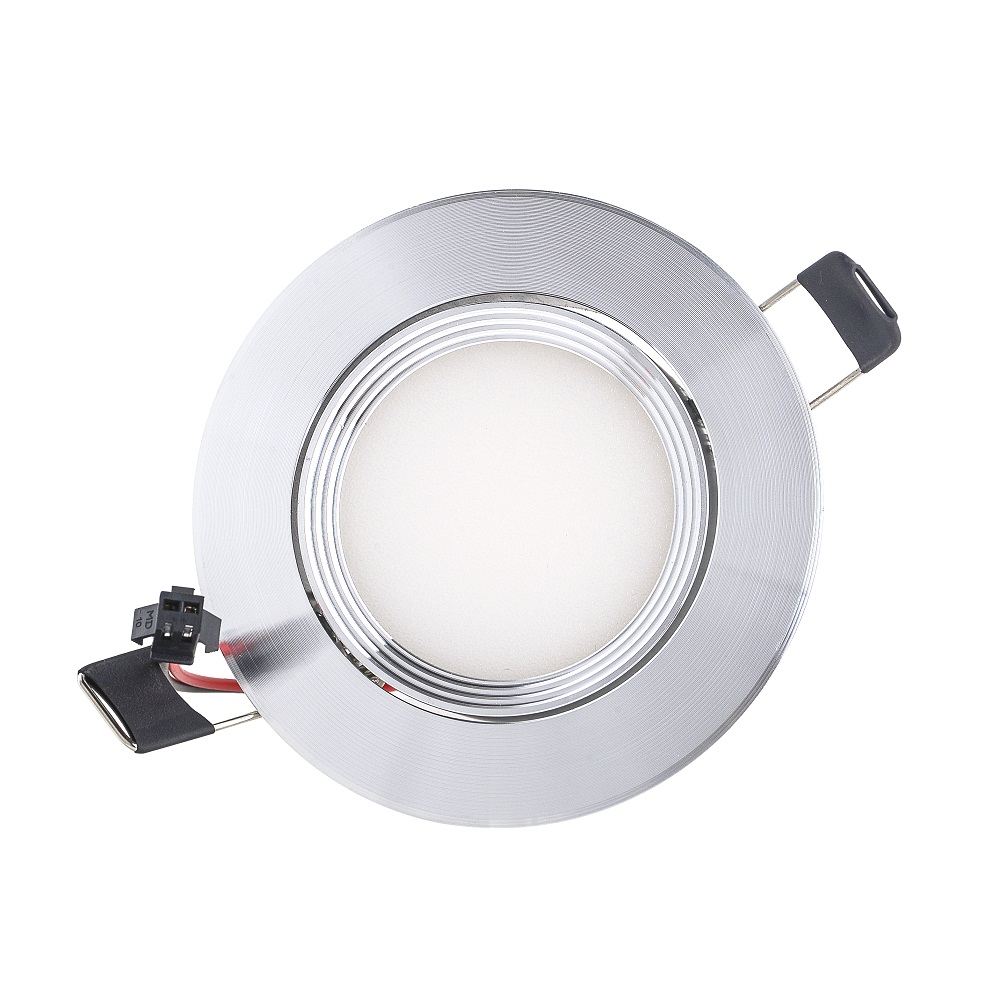 50 шт./лот светодиодные светильники лампы 3 Вт 6 Вт 9 Вт 220 В/110 В потолочные встраиваемые светильники круглый светодиодный COB светильник Беспла...