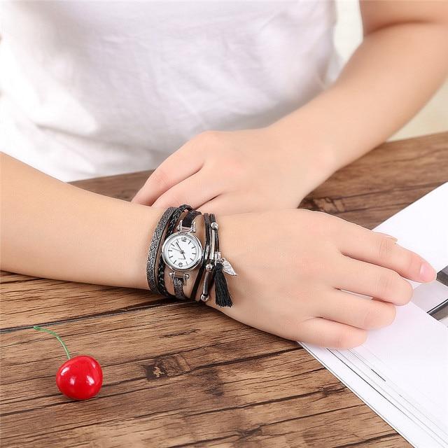 Fashion Watches Luxury Watches Women Bracelet Watch Female Quartz Wristwatches Montre Girl Dress Clock relogio feminino P20