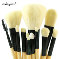 Professional Makeup Brush Set 12pcs Premium Makeup Tools Kit