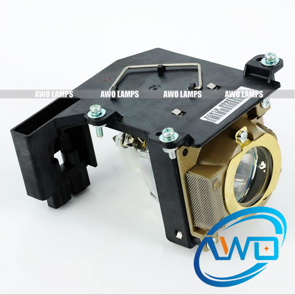 цена на AWO VLT-XD350LP Complete Replacement Projector Lamp for MITSUBISHI XD350/XD350U 180 Day Warranty