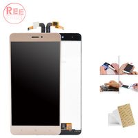 For 5.5 Xiaomi redmi note 4X 3GB 32GB Global Version Snapdragon 625 LCD screen display digitizer with frame free shipping