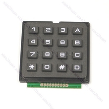 4x4 Матрица клавиатуры использовать ключ PIC AVR штамп Sml
