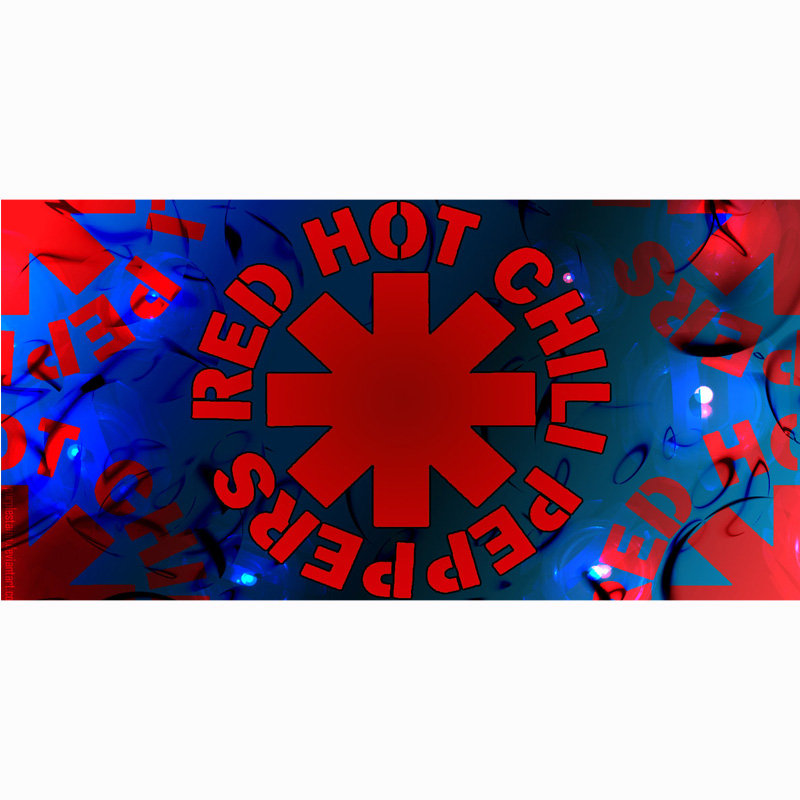 2016 New Fashion Red Hot Chili Peppers bath towel toallas