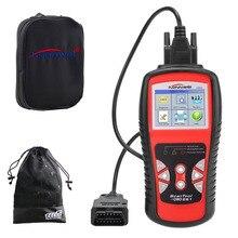 Best OBD2 KW830 AL519 EOBD автомобиля код ошибки чтения сканер автомобильный диагностический Считыватели кодов и сканирующие инструменты может Тесты Батарея