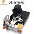 Новый 15110643 привод замка передней левой двери водителя для 00-06 SILVERADO SIERRA TAHOE YUKON 15053681 15068499