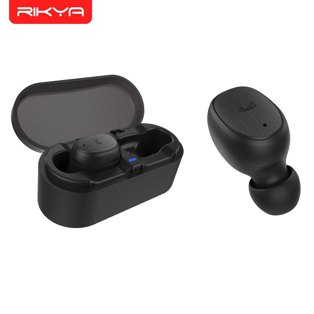 RIKYA G3 Bluetooth 5.0 écouteur jeu casque casque sans fil Gamer écouteurs Mini écouteur Bluetooth