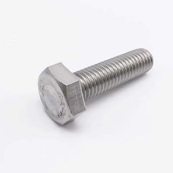 Wkooa M5 x 20 Hexagon head bolts steel A2 SUS 304 stainless steel bolts 300 pieces