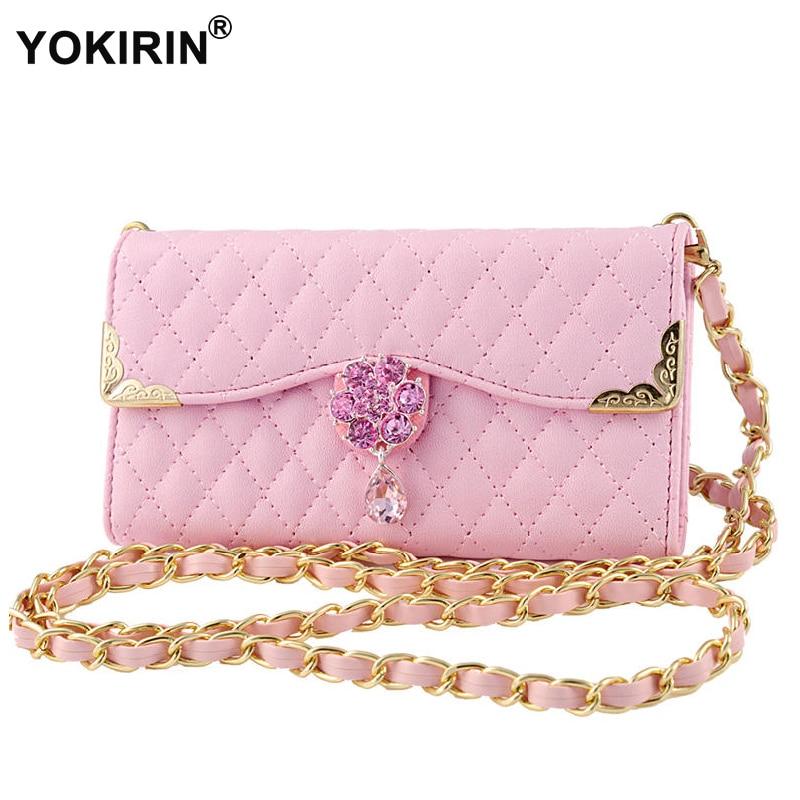 YOKIRIN Wallet Purse Phone Case For iPhone 6 Plus / 6S