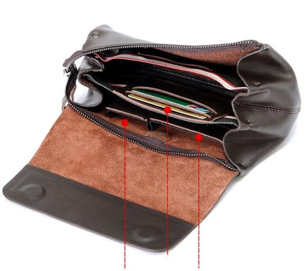 casuais bolsas longas carteiras bolsas Material Principal : Couro Genuíno