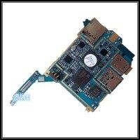 Usato scheda principale pcb della scheda madre parti di riparazione per samsung galaxy s4 zoom sm-c101 c101