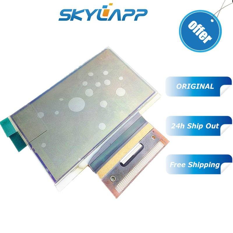 Skylarpu  NEW 2.5 inch NOVATEK NT7506H-TAB0014 Black and white screen For Garmin GPS LCD screen display panel free shippingSkylarpu  NEW 2.5 inch NOVATEK NT7506H-TAB0014 Black and white screen For Garmin GPS LCD screen display panel free shipping