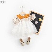 Newborn Baby Dress Spring Summer Baby Girls Dress Lace 1st B