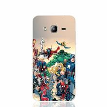 Marvel Comic Book Phone Cases iPhone 4S 5 5S 5C 6 6S Plus and Samsung galaxy S3/4/5/6/7