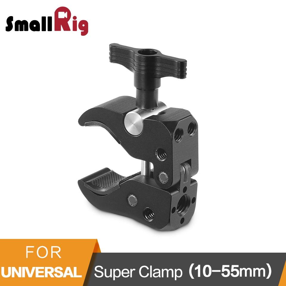 SmallRig Universal Brazo Mágico con doble Ballhead /& Arri localizar Pins 2115B