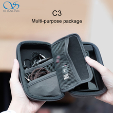 SHANLING C3 Storage Box for Portable Players M0 M1 M3S M5S Anti pressure Multi purpose Package